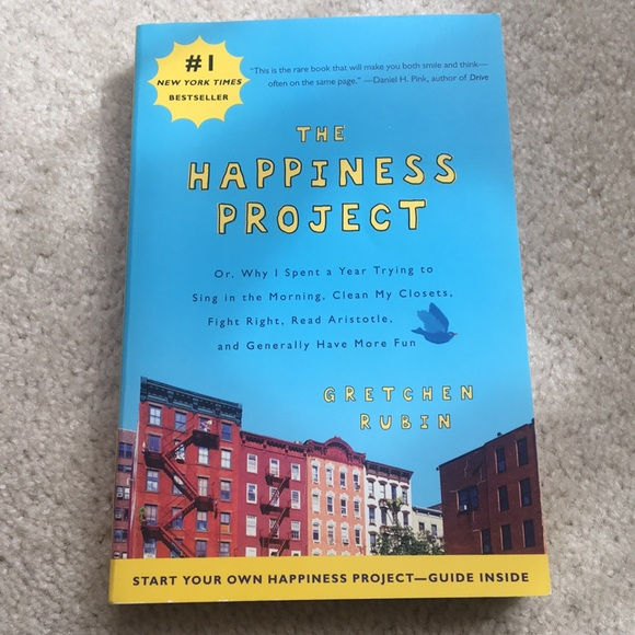 Other - NEW Happiness Project by Gretchen Rubin